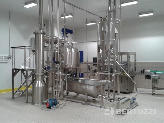Jam Processing Equipment and Production Lines