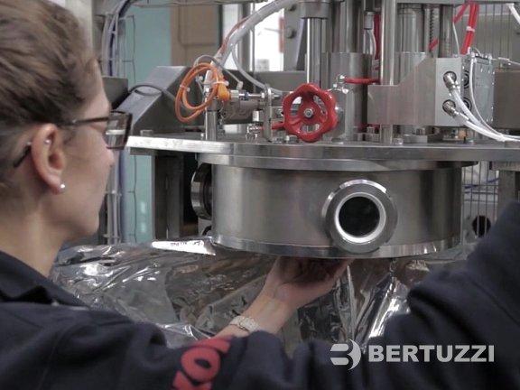 pers machine sinaasappel